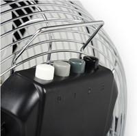 Tri-star vloerventilator 30cm 55W 3-snelheden luxe chromen afwerking.-3