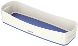 MyBox Leitz sorteertray lang 307x55x105mm wit/blauw (394600).