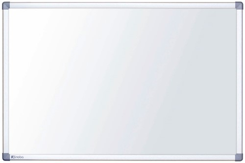 Whiteboard Nobo Nano Clean magnetisch 90 x 120 cm.