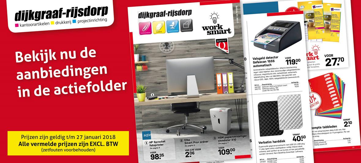 WorkSmart actiefolder op Dijkgraaf.n