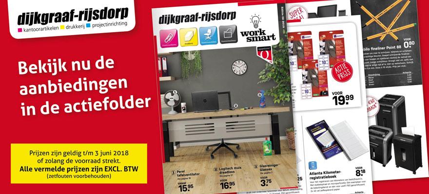 WorkSmart actiefolder op Dijkgraaf.nl